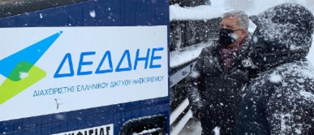 """""""Μήδεια"""": Πατούλης εναντίον ΔΕΔΔΗΕ για τις διακοπές ρεύματος"""