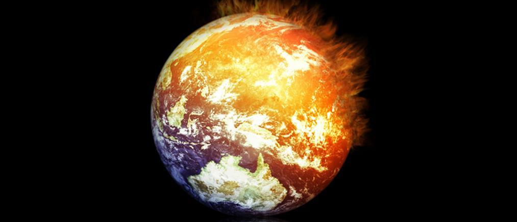 Μη αναστρέψιμες οι συνέπειες από την υπερθέρμανση του πλανήτη