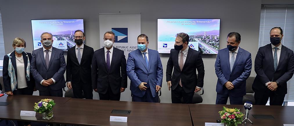 Μητσοτάκης για Ελληνικό: Η υπογραφή σηματοδοτεί την πρόοδο της Ελλάδας στις επενδύσεις