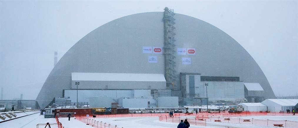 Τσερνομπιλ: έτοιμος ο θόλος που θα εγκλωβίσει την ραδιενέργεια για 100 χρόνια (βίντεο)
