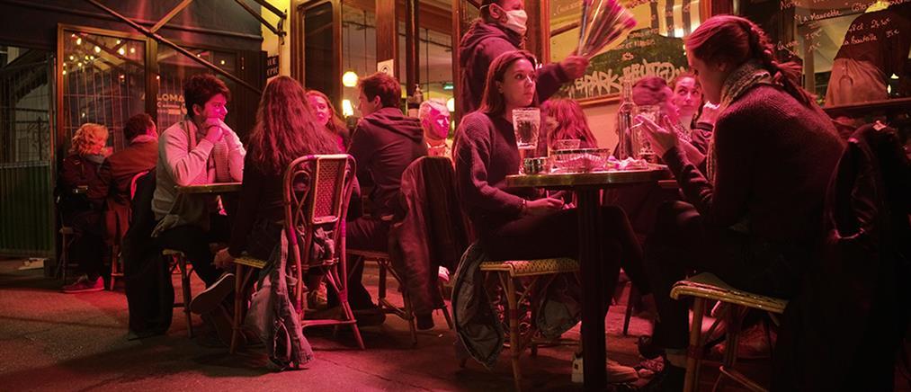 """Κορονοϊός: """"Κόκκινος συναγερμός"""" στο Παρίσι"""