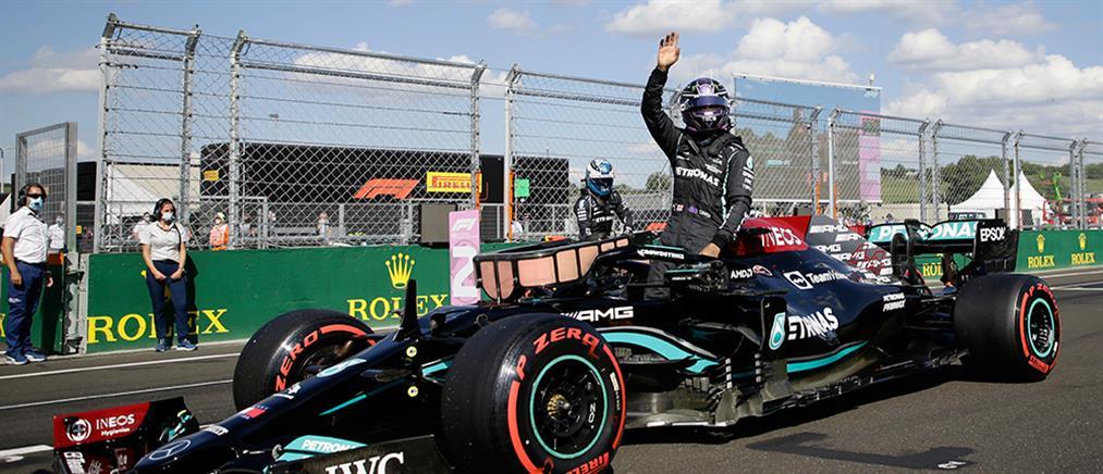 F1 – Ουγγαρία: στην pole position ο Χάμιλτον