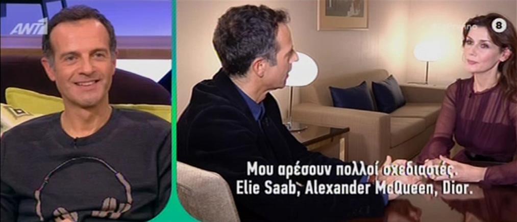 Αποκλειστικά στον ΑΝΤ1:  Η Emma Shapplin και τα…ελληνικά της λίγο πριν τη μεγάλη συναυλία (βίντεο)