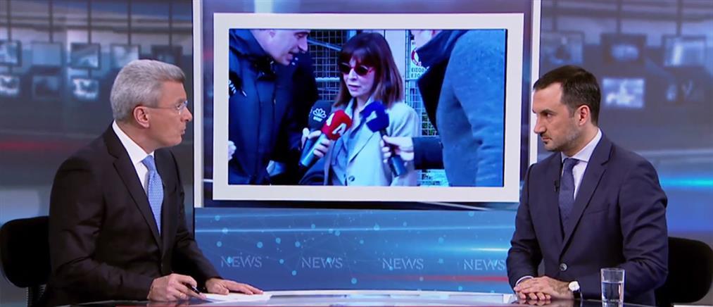 Χαρίτσης στον ΑΝΤ1: Ο κ. Μητσοτάκης προσέβαλε με διαρροές το θεσμό του ΠτΔ (βίντεο)