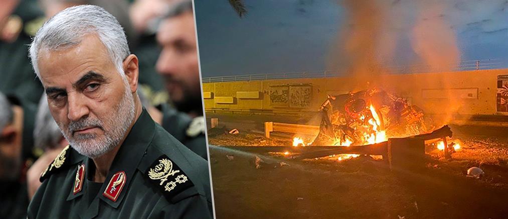 Ιράν: Αδυσώπητη εκδίκηση για αυτούς που σκότωσαν τον Σουλεϊμανί (εικόνες)