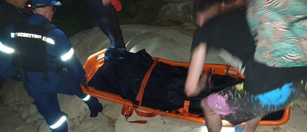 Εντοπίστηκε νεκρός ο νεαρός στο Πολυλίμνιο (εικόνες)