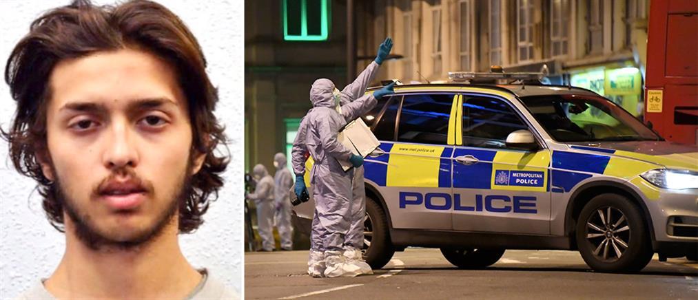 Πρόσφατα αποφυλακισθείς ο τρομοκράτης του Λονδίνου