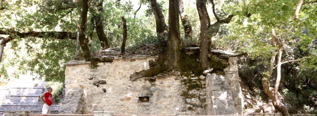 Αγία Θεοδώρα: το εκκλησάκι που μπήκε στο βιβλίο Γκίνες