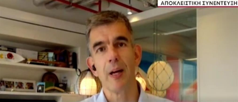 Google - Ματ Μπρίτιν στον ΑΝΤ1: Πώς αναδεικνύουμε τα ποιοτικά ρεπορτάζ (βίντεο)