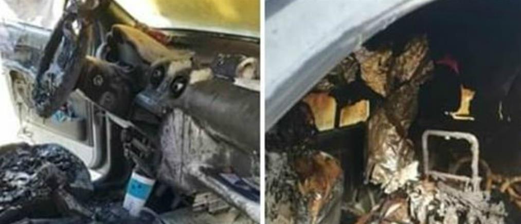 Σάμος: Πυρπόλησαν αυτοκίνητο εθελόντριας νοσηλεύτριας στο ΚΥΤ