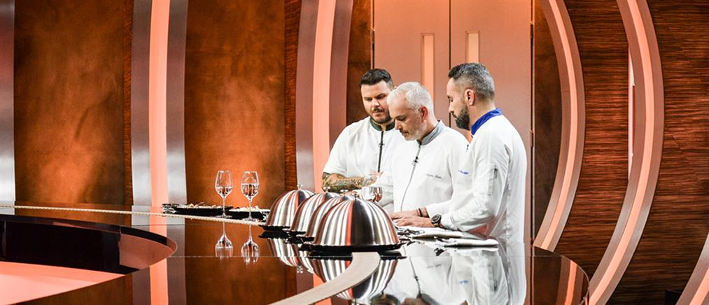 """Game Of Chef"": 1η ομαδική δοκιμασία την Τρίτη (εικονες)"