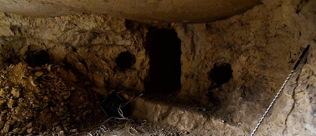Λουτράκι: Ντοκουμέντο από την επιχείρηση ανάσυρσης των θυμάτων  από την σπηλιά (βίντεο)