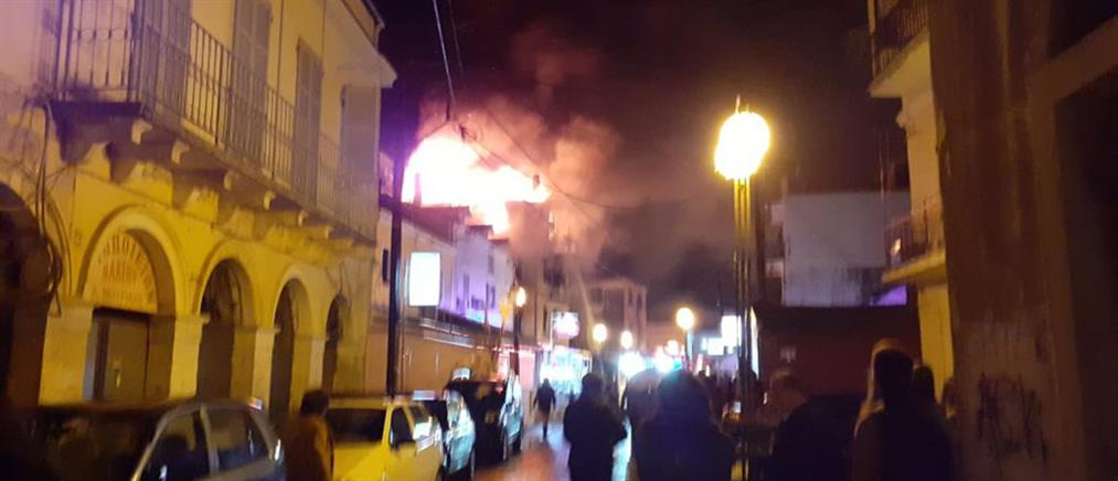 Κέρκυρα: μάνα και κόρη πήδηξαν από τον τρίτο όροφο φλεγόμενου σπιτιού! (εικόνες)