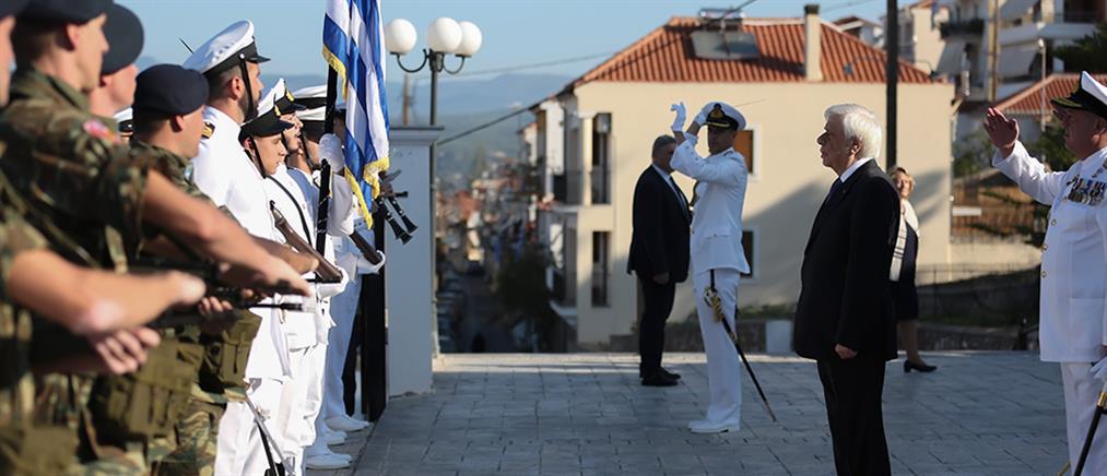 Παυλόπουλος: η ΕΕ δεν μπορεί να είναι απούσα σε όσα συμβαίνουν στη Συρία