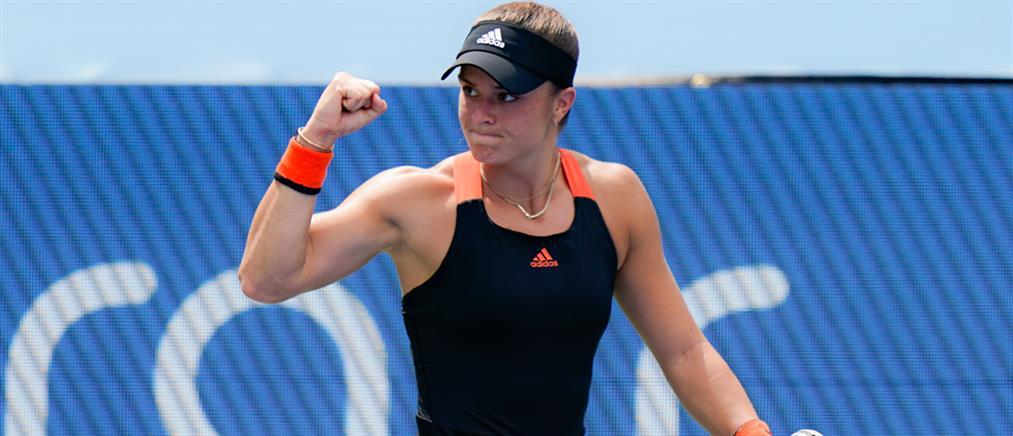 "US Open: Επική πρόκριση της Σάκκαρη στις ""16"""