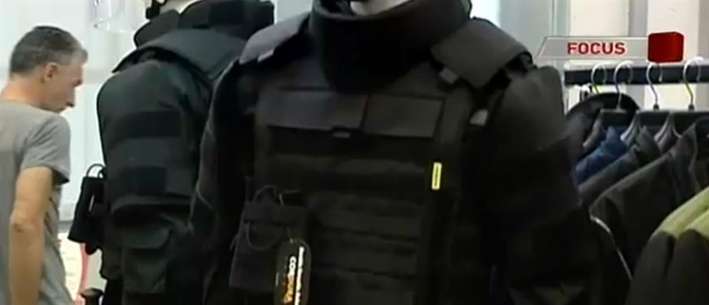 Καταγγελίες αστυνομικών για την έλλειψη αλεξίσφαιρων γιλέκων στην ΕΛ.ΑΣ. (βίντεο)