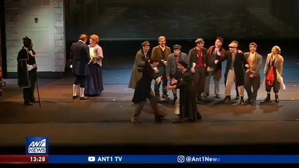 Η παιδική θεατρική παράσταση «Όλιβερ Τουίστ»