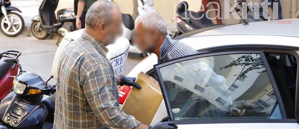 Συνελήφθη ο ληστής των σούπερ μάρκετ