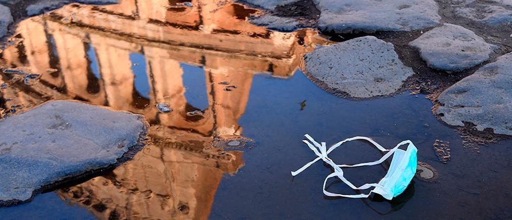 """Κορονοϊός: """"Κόκκινη ζώνη"""" η Ιταλία"""