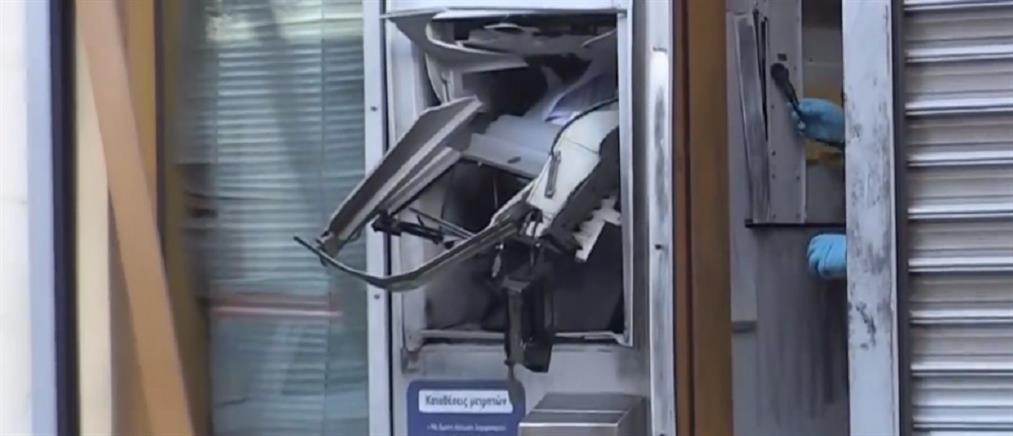 Επιθέσεις σε ΑΤΜ και τράπεζες