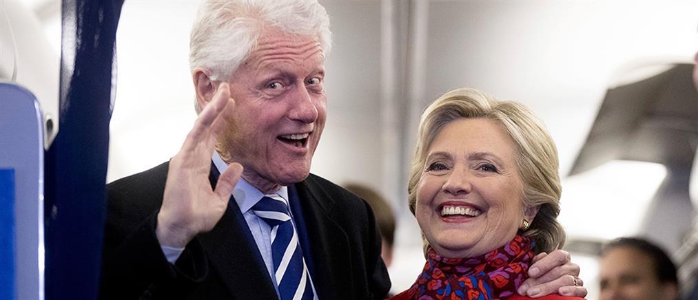 """Hillary and Clinton"" στο Μπρόντγουεϊ: Ποιοι θα υποδυθούν το πρώην πρώτο ζευγάρι των ΗΠΑ"