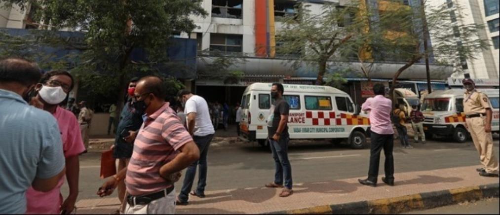 Ινδία: Νοσοκόμες και ασθενείς κάηκαν ζωντανοί σε ΜΕΘ