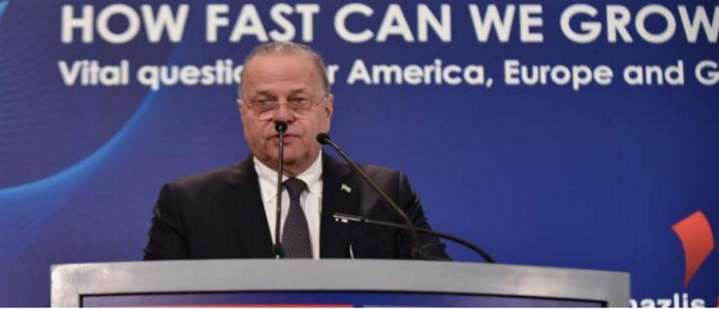 Μυτιληναίος: εθνικό σχέδιο ανασυγκρότησης με στήριξη όλων των κομμάτων