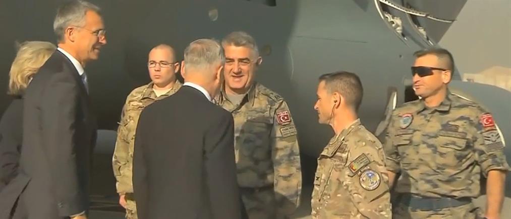 Ρουκέτες κατά του Αμερικανού ΥΠΑΜ στην Καμπούλ (βίντεο)