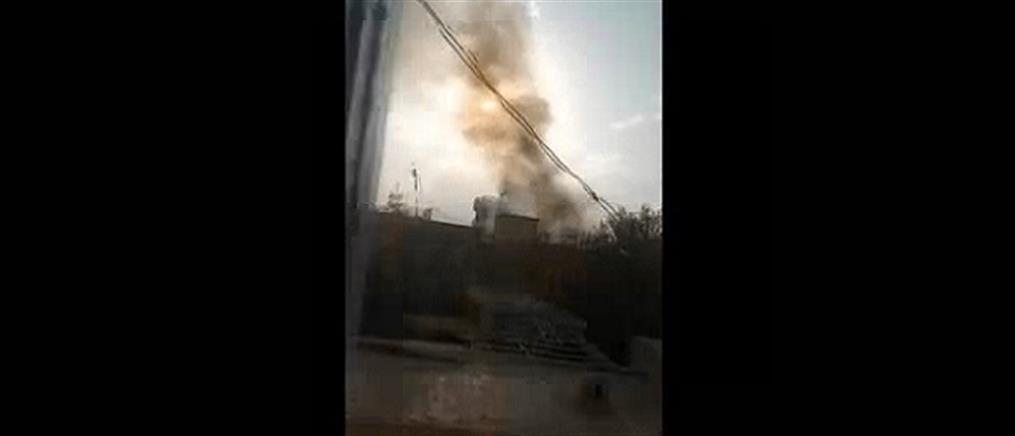 Έκρηξη στην Καμπούλ: Οι ΗΠΑ εξουδετέρωσαν καμικάζι (βίντεο)