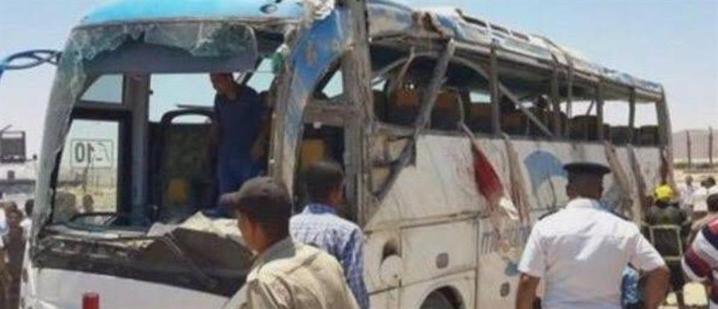Αίγυπτος: Φονική σύγκρουση φορτηγού με λεωφορείο