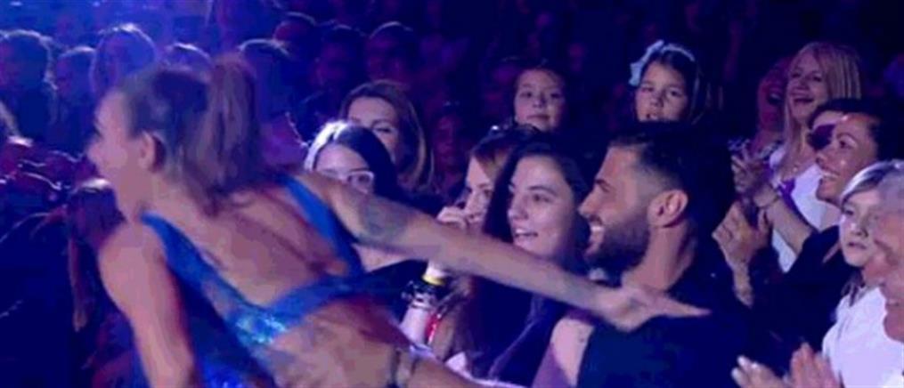 DWTS: Η Βαλαβάνη έπεσε στην αγκαλιά του Βασάλου ενώ χόρευε – Πώς το σχολίασε ο Χριστόπουλος (βίντεο)