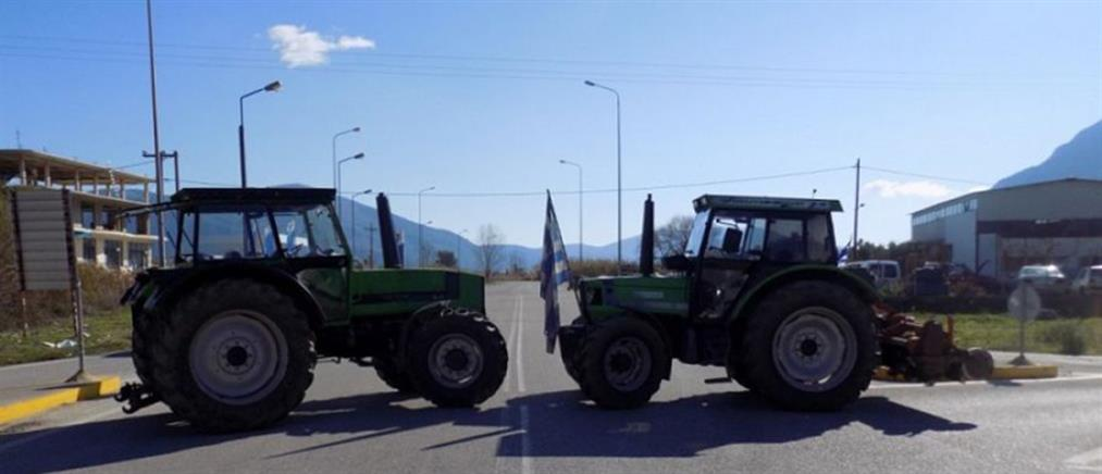 Στο τελωνείο των Ευζώνων κατά της Συμφωνίας των Πρεσπών οι αγρότες
