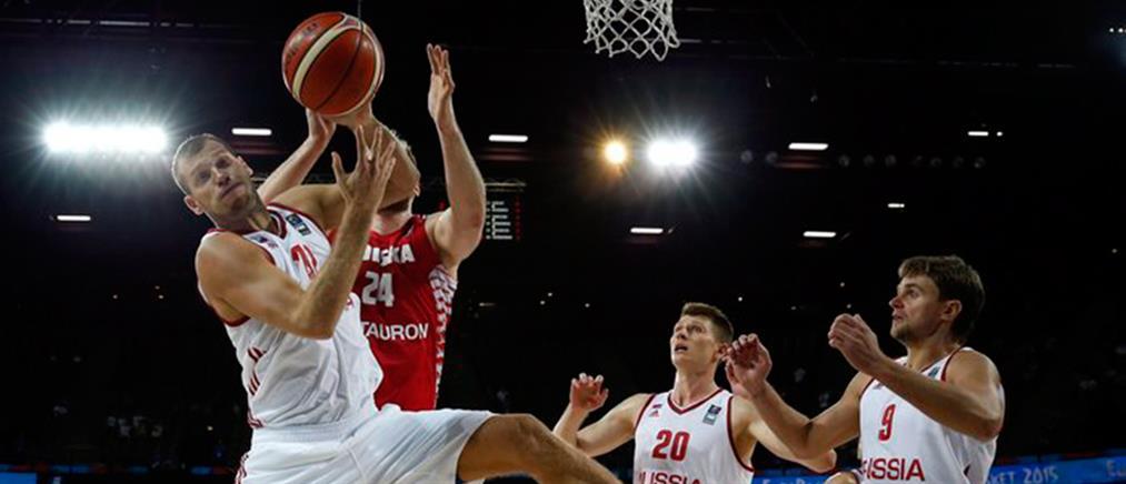 Τα αποτελέσματα της 2ης και το πρόγραμμα της 3ης αγωνιστικής στο Ευρωμπάσκετ