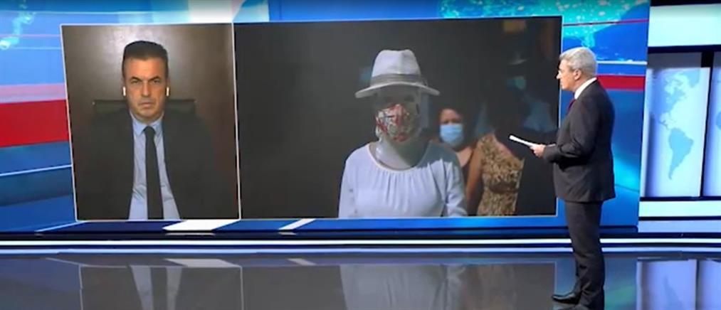 Επίθεση με βιτριόλι - Αλεξανδρής: η Ιωάννα θα είναι στην δίκη, επιβαρύνοντας την υγεία της (βίντεο)