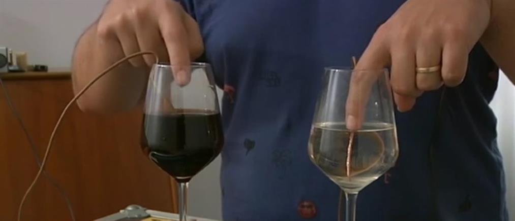 Κάθε κρασί έχει τη δική του… μουσική (βίντεο)