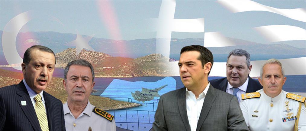 """""""Τραβάει το σκοινί"""" των προκλήσεων η Τουρκία"""