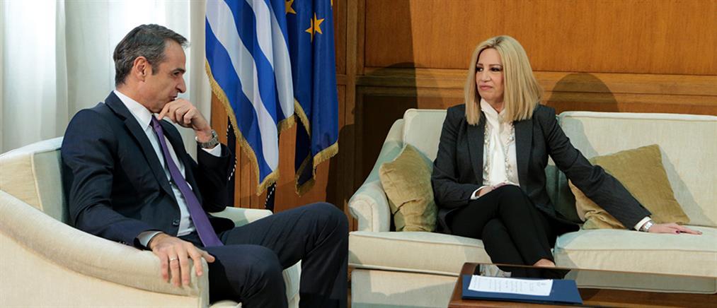 Γεννηματά: Ο Μητσοτάκης έχει την ευθύνη για ότι συμβεί με την Τουρκία