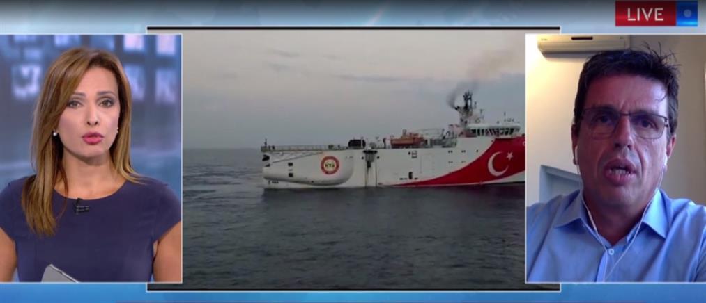 Καιρίδης στον ΑΝΤ1: Η Τουρκία έχει επιλέξει το αντι-δυτικό στρατόπεδο (βίντεο)