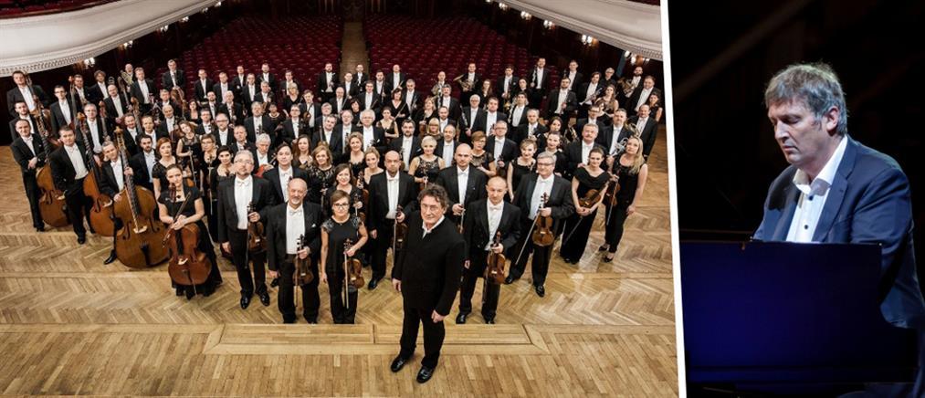 H Εθνική Φιλαρμονική Ορχήστρα Βαρσοβίας και ο Boris Berezovsky στο Ηρώδειο