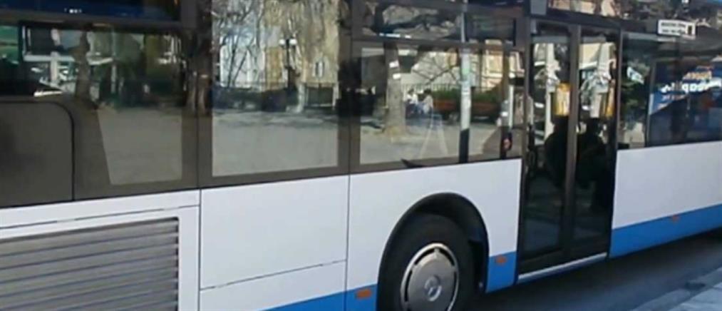 Στους δρόμους της Αθήνας τα λεωφορεία των ΚΤΕΛ