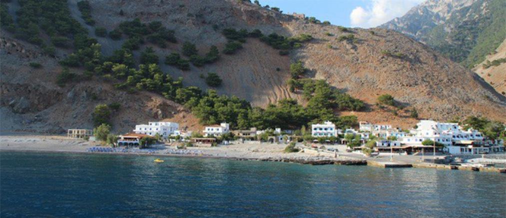Αποκλεισμένοι για μέρες σε χωριό της Κρήτης