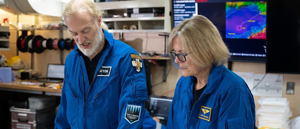 Κάθι Σάλιβαν: Η πρώτη γυναίκα που κατέκτησε το Διάστημα και τα βάθη των ωκεανών