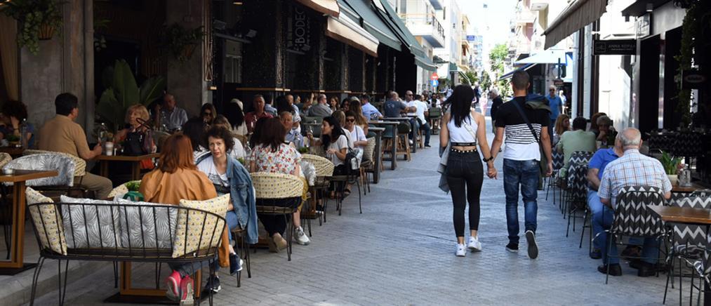 Ένας στους 3 Έλληνες δεν ανησυχεί πλέον για τον κορονοϊό