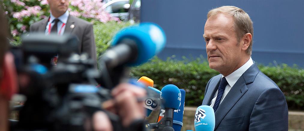 Ντόναλντ Τουσκ: Αποχωρεί από την προεδρία του ΕΛΚ