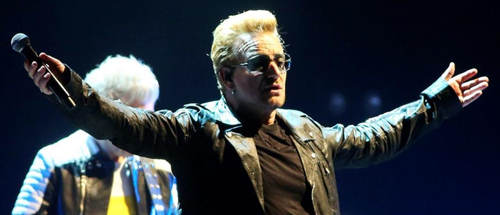 Ο Μπόνο των U2 γράφει τραγούδι για το μακελειό στο Παρίσι