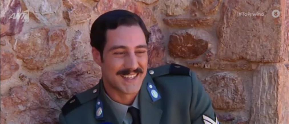 """Νίκος Λεκάκης: Στο """"Πρωινό"""" ο εγγονός του Νέστορα από τις """"Άγριες Μέλισσες"""" (βίντεο)"""