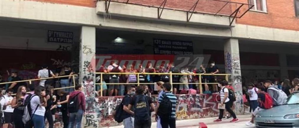 """Καταλήψεις σχολείων: """"Λουκέτο"""" σε Γυμνάσια και Λύκεια"""