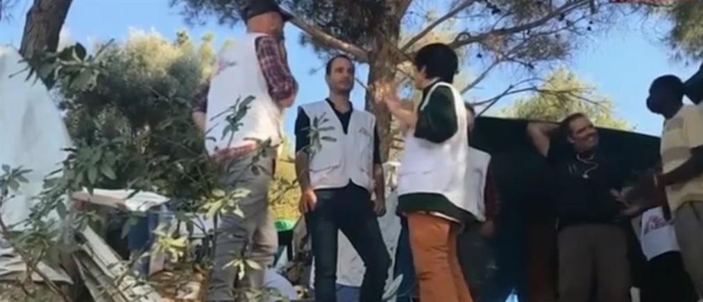 """""""Γιατροί Χωρίς Σύνορα"""": Έκκληση για το προσφυγικό μέσω ΑΝΤ1 από τον Πρόεδρο του οργανισμού (βίντεο)"""