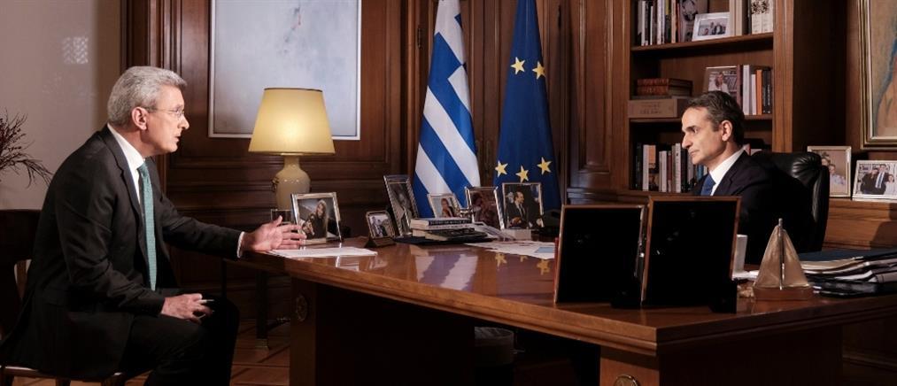 ΚΚΕ για συνέντευξη Μητσοτάκη στον ΑΝΤ1: δεν μπορεί να κρύψει τις ευθύνες του