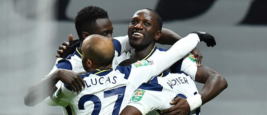 League Cup: στον τελικό η Τότεναμ